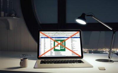 11 raisons de ne pas utiliser excel pour la gestion de vos sites télécoms