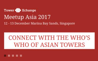 ITD au salon du TowerXchange à Singapour les 12 et 13 décembre 2017