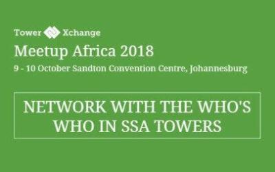 ITD au salon du TowerXchange Africa à Johannesburg les 9 et 10 octobre 2018