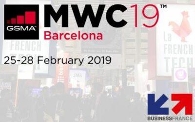 Venez à notre rencontre au Mobile World Congress 2019 et découvrez ClickOnSite en action !