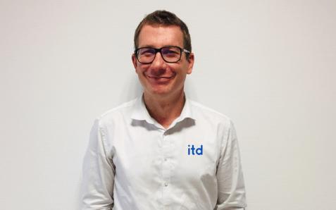 Nomination : Jean-Yves Devaux rejoint les équipes d'ITD en qualité de Directeur de Projets
