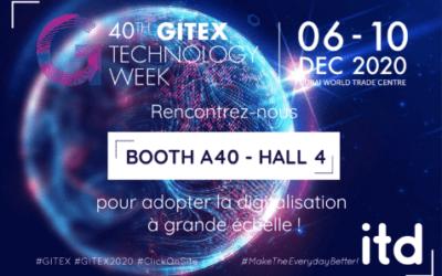GITEX 2020 : Découvrez ClickOnSite sur le stand A40 Hall 4