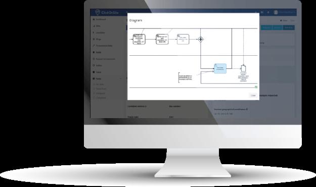 clickonsite-gestion-de-projets-telecom-screenshot