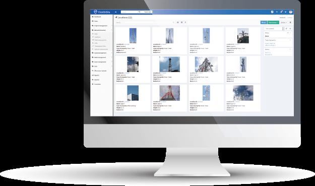 clickonsite-site-management-screenshot